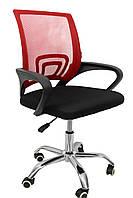 Кресло Bonro B-619 красное