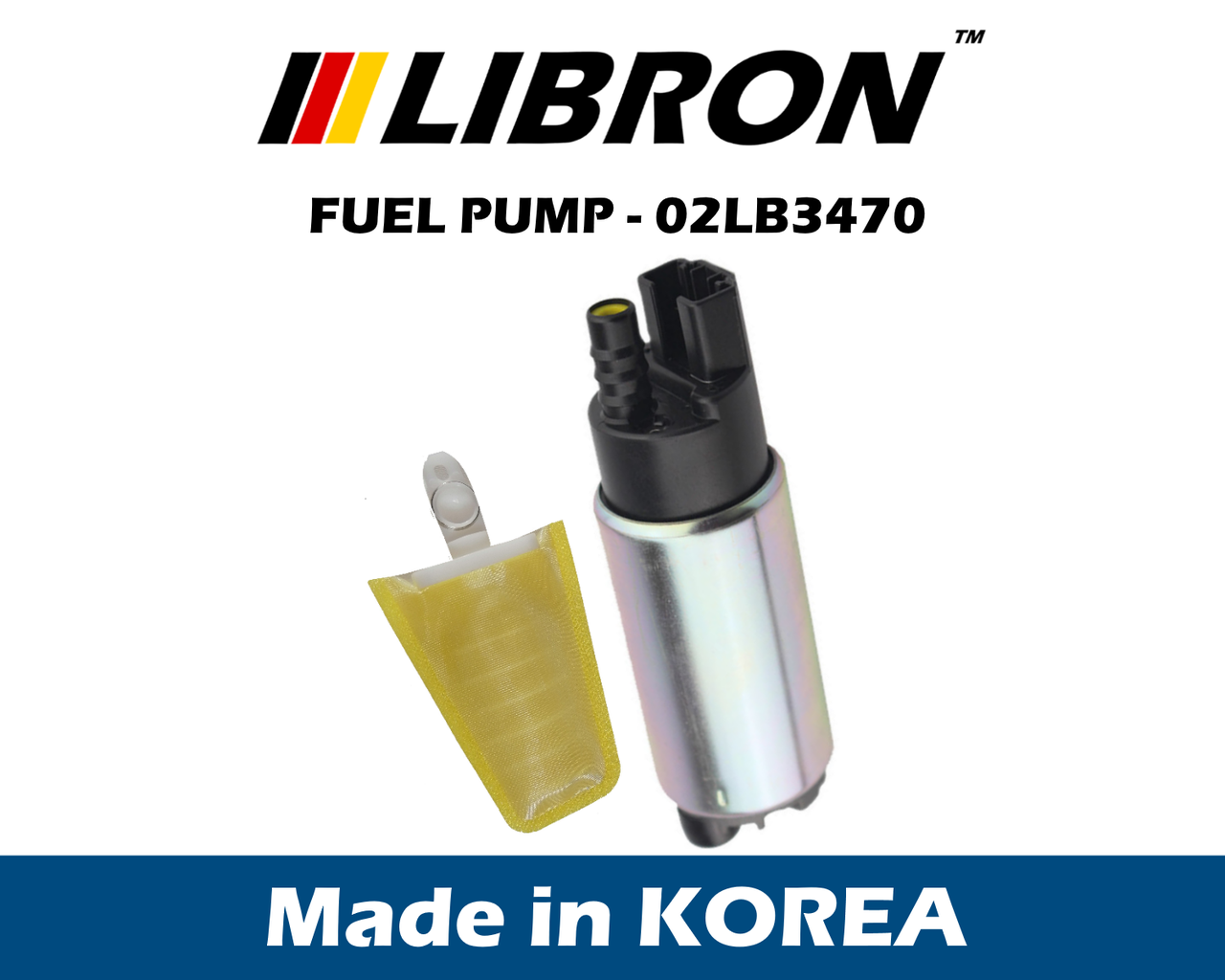 Топливный насос LIBRON 02LB3470 - Honda ACCORD V (1993-1997)