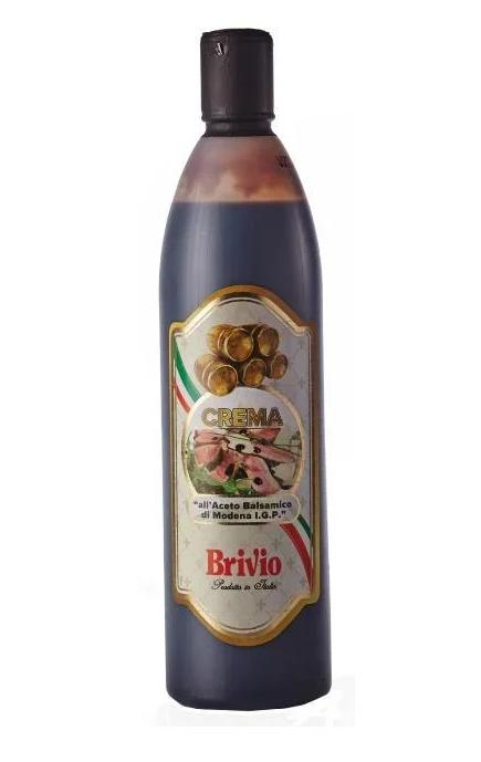 Бальзамічний соус  Crema Brivio, в асортименті, 250мл