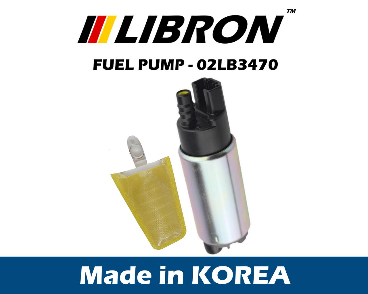 Топливный насос LIBRON 02LB3470 - NISSAN PRIMERA (P11) (1996-2001)