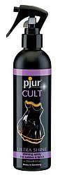 Спрей для ухода за одеждой из резины и латекса pjur Cult Ultra Shine 250 мл, придает блеск 18+