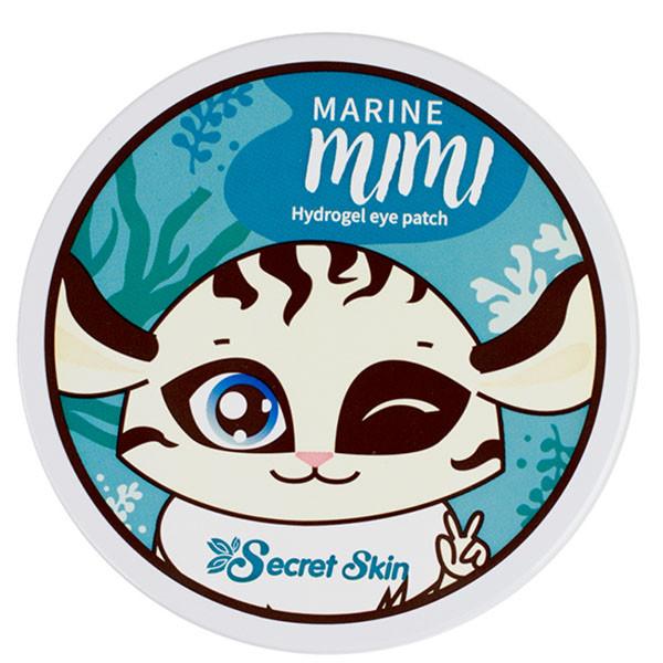 Гідрогелеві патчі для очей з екстрактом морських водоростей Secret Skin Marine Mimi Hydrogel Eye Patch 60шт