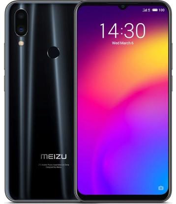 """Смартфон Meizu Note 9 4/64Gb Black Global, 48+5/20Мп, 8 ядер, 2sim, екран 6.2"""" IPS, 4000mAh, 4G"""