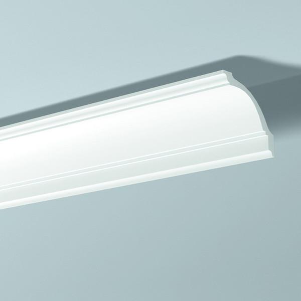 Багет 2м без рисунка (под натяжной потолок) GP