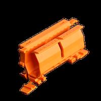 Монтажный адаптер WAGO 222-500 (10 шт) для 2-,3-,и 5-проводных клемм серии 222