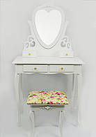 Туалетный столик с зеркалом  B006W