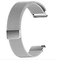 Браслет для часов из нержавеющей стали, миланский стиль. 22 мм, фото 1