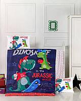 Детский комплект постельного белья LightHouse Dino 100х150 см. (48733)