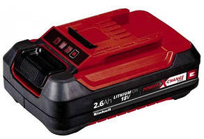 Акумуляторна батарея Einhell Power X-Change Plus Li-Ion 18V 2,6 Ah