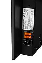 Керамический обогреватель конвекционный тмStinex, PLAZA CERAMIC 500-1000/220 Black, фото 3