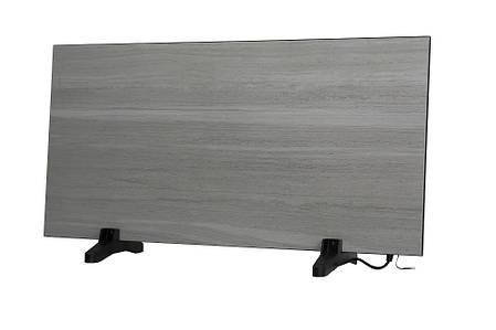 Керамический обогреватель конвекционный тмStinex, PLAZA CERAMIC 500-1000/220 Thermo-control Gray, фото 2