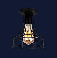 Лофт светильник 752X8876-1 BK