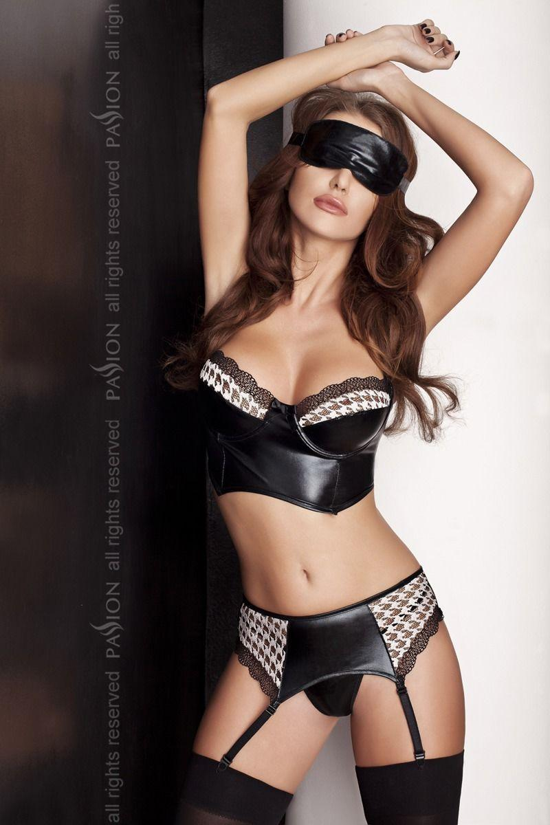 VIRGIN SET black S/M - Passion Exclusive