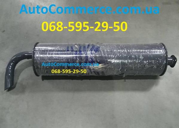 Глушитель FAW-1061, FAW-1051 (ФАВ 1051/1061), фото 2