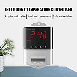 Терморегулятор XH-W3001  220В 10А с выносным датч.-100см (-50 +110), фото 5