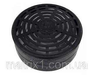 Фильтр сменный для РУ-60М марка А1В1Е1Р2 ФП пластиковый цвет чёрный. Годен до 12,2023