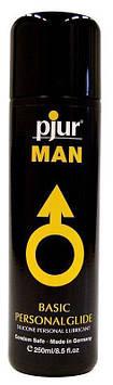 Лубрикант на силиконовой основе pjur MAN Basic personal glide 250 мл