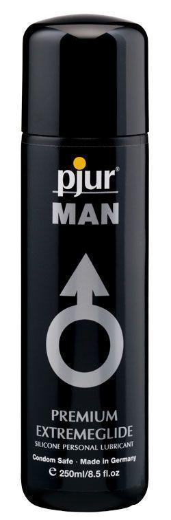 Лубрикант на силиконовой основе pjur MAN Premium Extremeglide 250 мл