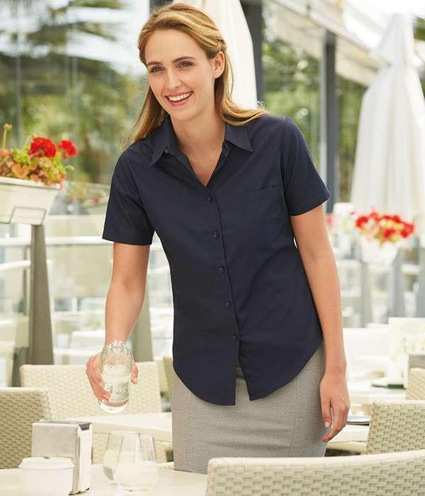 Женская Рубашка Poplin