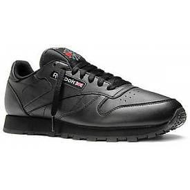 Кроссовки reebok CL classic leather