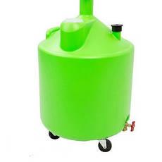 Установка для зливу масла пластикова (75 л) G. I. KRAFT HDP-75, фото 3
