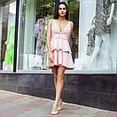 Гипюровое платье с баской, фото 2