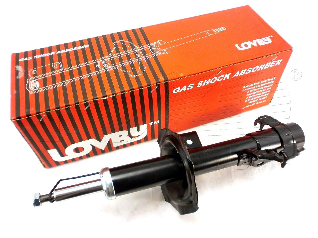 Передний газовый амортизатор Nissan Tiida (X11C) -   Передние стойки амортизаторы Ниссан Тида 54302ED525