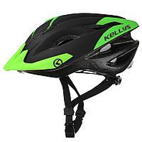 Шолом велосипедний KLS Blaze 018 S/M Black-Green