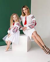 """Платья в этно стиле мама + дочка  """"Жар Птица"""", фото 2"""