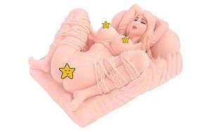 Мастурбатор мини-кукла Kokos Erica 18+