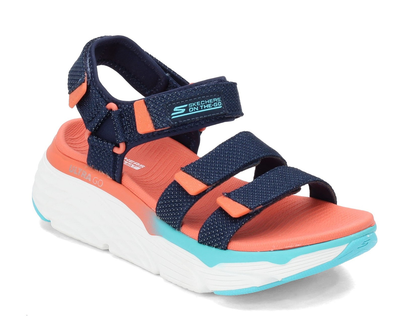 Женские сандали Skechers Max Cushioning
