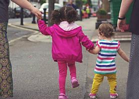 Лосіни, джеггінси, трикотажні брюки для дівчинки