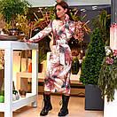 Платье с поясом шелковое, фото 7