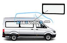 Боковое стекло Volkswagen Crafter 2016-2020 средняя база переднее правое