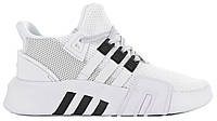 "Мужские кроссовки Adidas Equipment *EQT* ADV Core ""White Black"" - ""Белые Черные"""