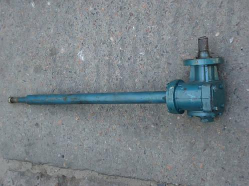 Рулевая колонка в сборе мототрактора колесо 6.00-12, фото 2