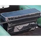 Мягкое сидение + сумка рундук 710*200*50 Aqua-Storm черный, фото 3