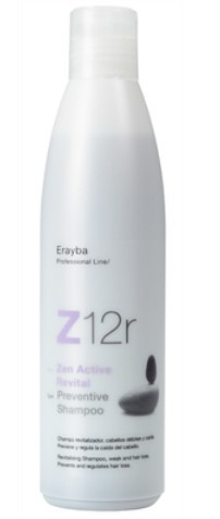 Шампунь против выпадения волос Erayba Zen Active Revital Z12r Preventive Shampoo 1000 мл