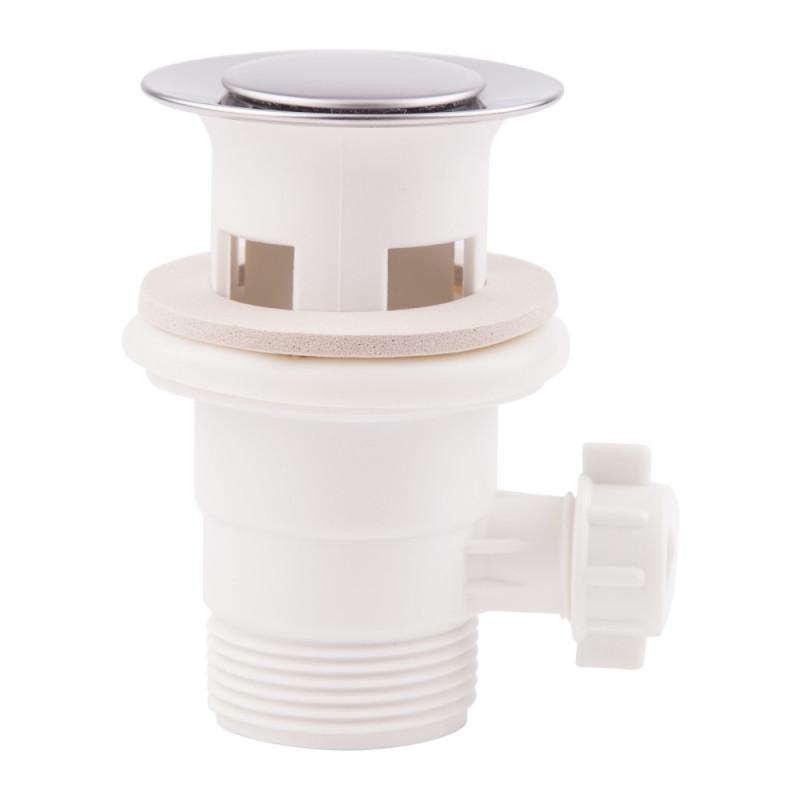 Донный клапан для раковины Q-tap L01 с переливом