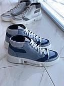 Кожаные женские кроссовки VITEX 21614 гол размер 39