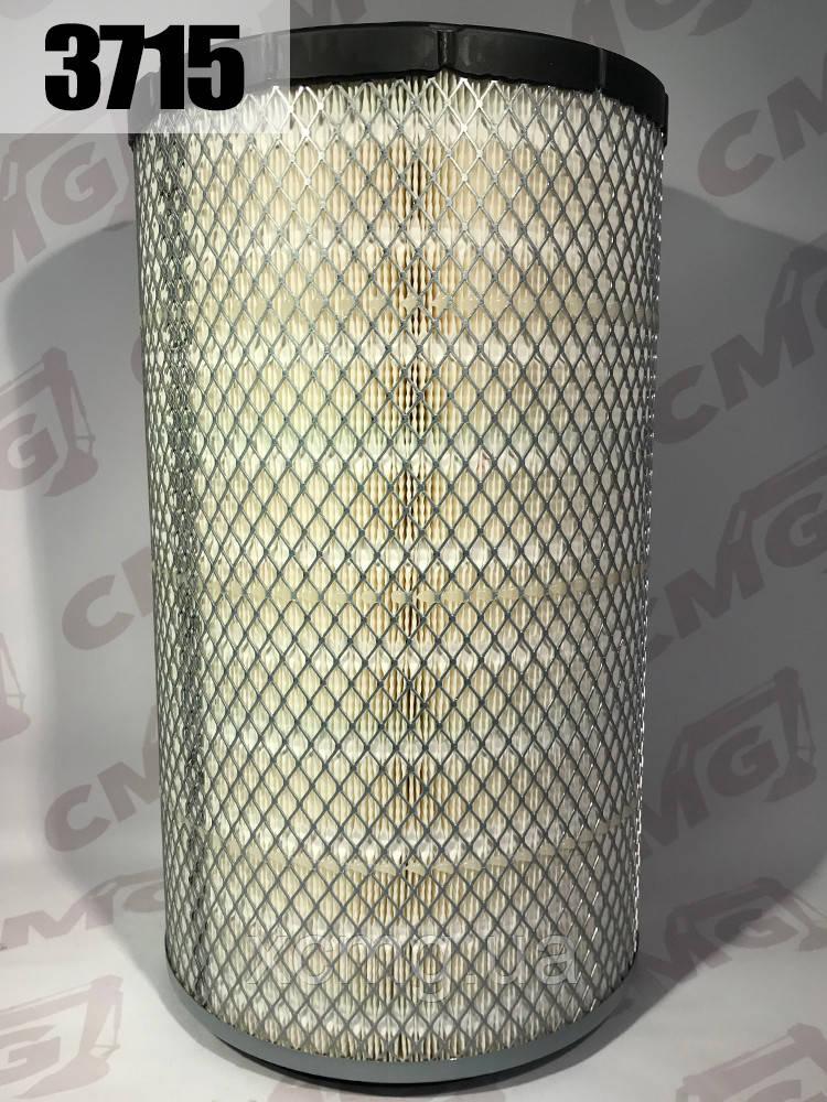 Повітряний фільтр двигуна Weichai WD10 KW2440 / 612600114993