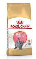 Royal Canin British Shorthair Kitten 2 кг сухой корм (Роял Канин) для котят британской короткошерстной