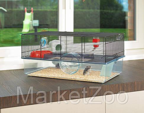 Клетка с глубоким поддоном Ferplast FAVOLA для хомяков и мышей, фото 2