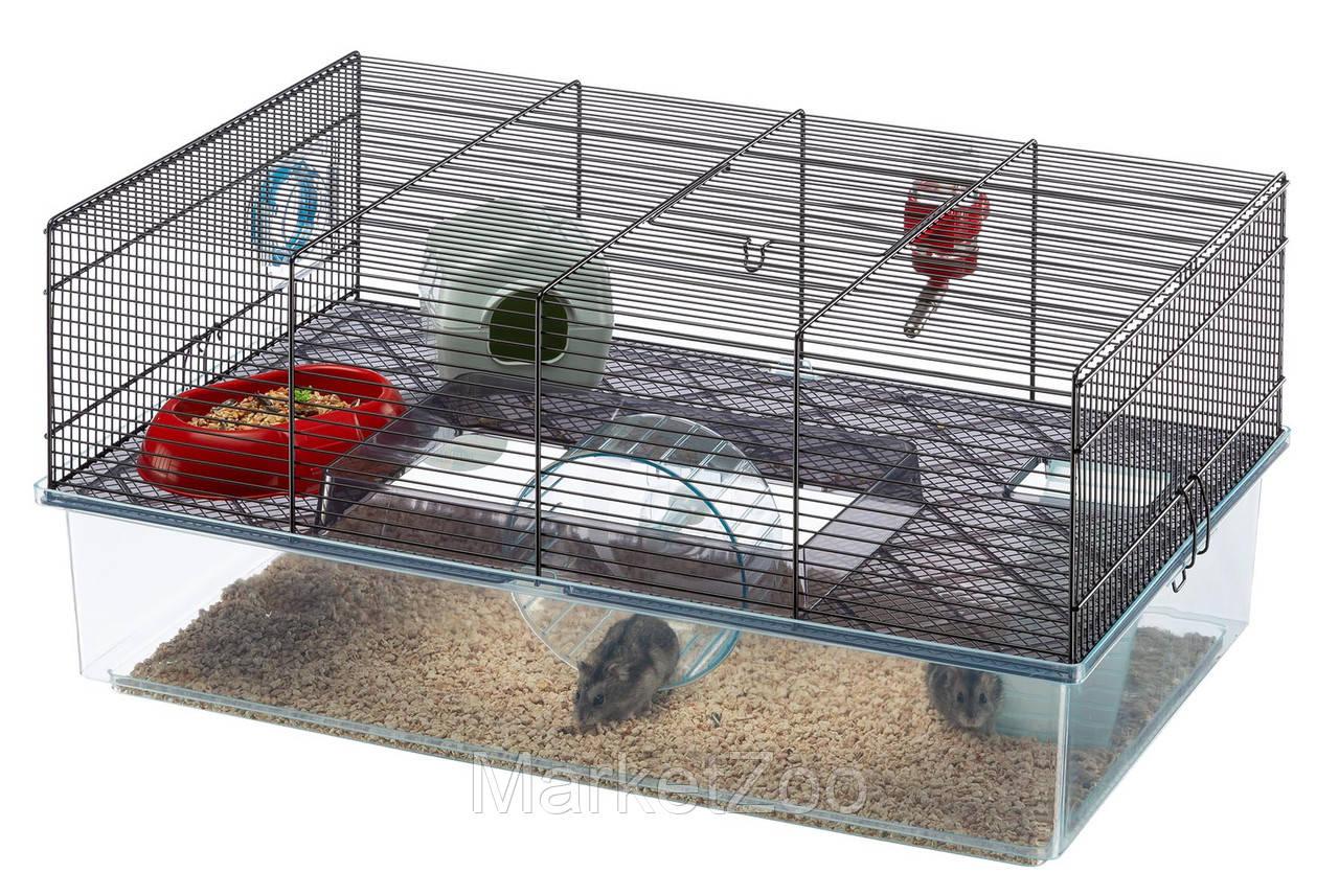 Клетка с глубоким поддоном Ferplast FAVOLA для хомяков и мышей