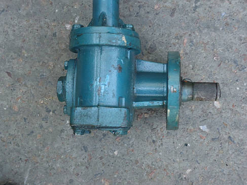 Рулевая колонка в сборе мототрактора, фото 2