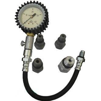 Компрессометр універсальний (дизель + бензин) КОМПР40ШЛ, фото 2