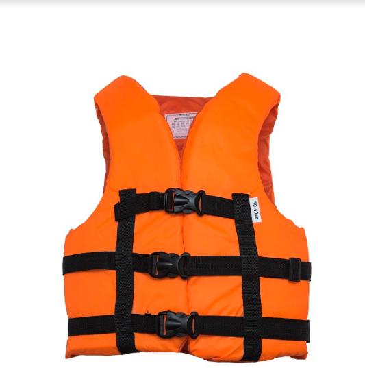 Страховочный желет  Aqua-Storm (NEW) оранжевый  30-40 кг