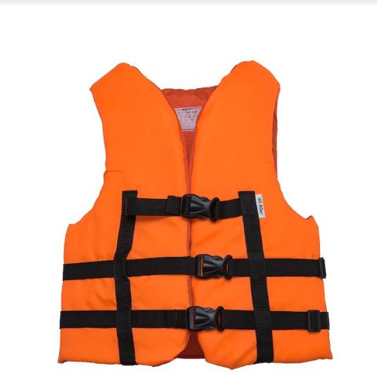 Страховочный желет  Aqua-Storm (NEW) оранжевый  50-70 кг