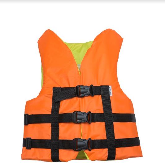 Страховочный желет  Aqua-Storm (NEW) оранжево-желтый  50-70 кг