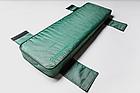 Мягкое сидение 650*200*50 мм для надувных лодок Aqua-Storm зеленый, фото 3